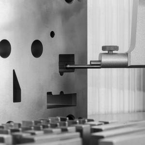 Werkzeugbau Heidel - Messtechnik